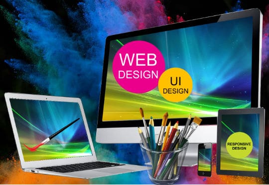 Website & Graphic Design Services